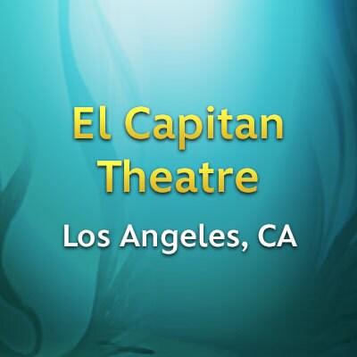 Los Angeles, CA - El Capitan Theatre