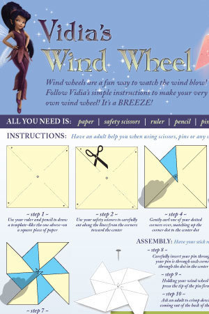 Wind Wheels