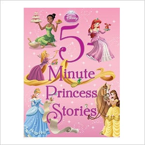 5 Minute Princess Stories
