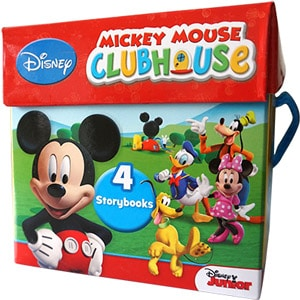 Mickey Mouse Clubhouse: Mini Storybook Box Set
