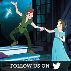 Peter Pan on Twitter
