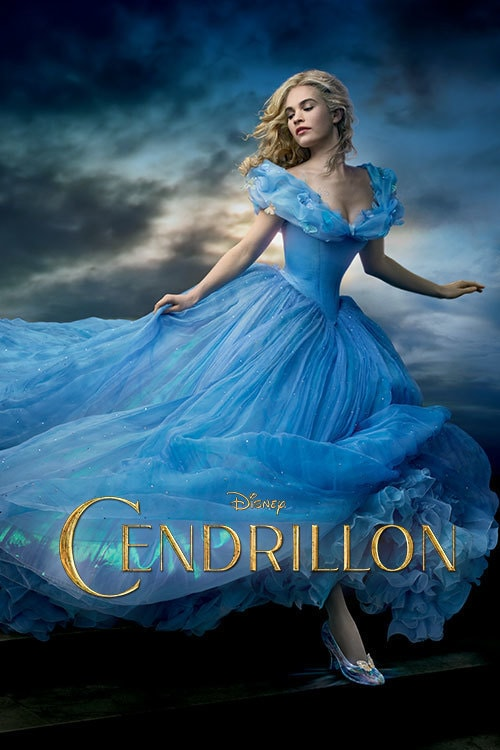 Coloriages Cendrillon (2015)