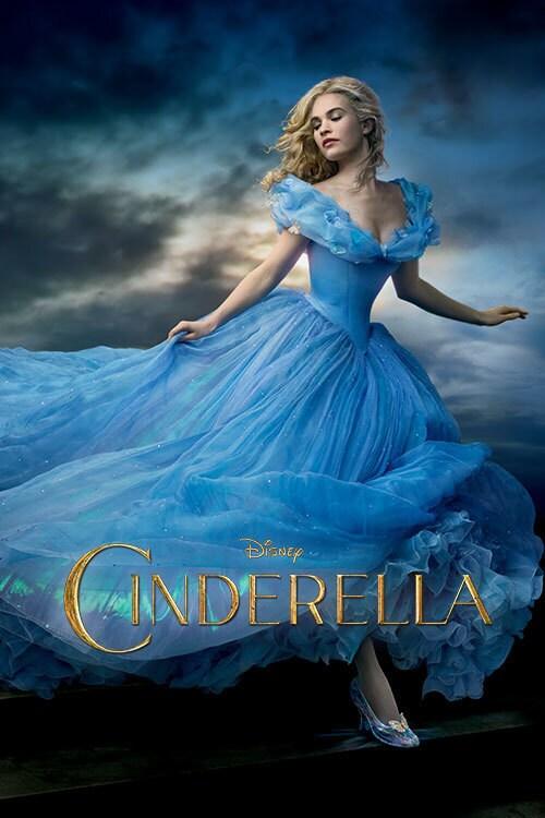Cinderella 2016 - iTunes link
