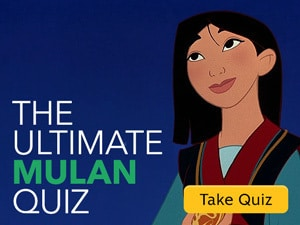 The Ultimate Mulan Trivia Quiz
