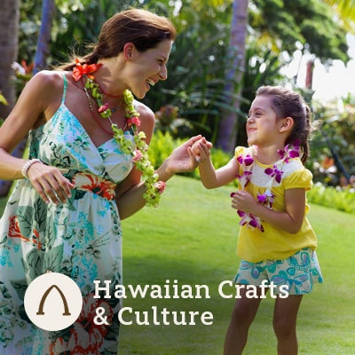 Hawaiian Crafts & Actrivities