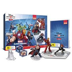 Infinity 2.0: Marvel Super Heroes Starter Pack