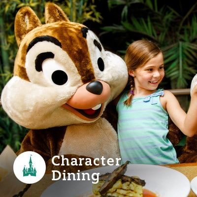 Character Dining