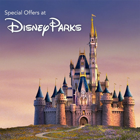 WDW special offers page