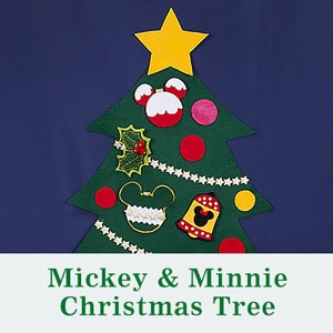 Holiday 2014 - Mickey & Minnie Little Tots Christmas Tree