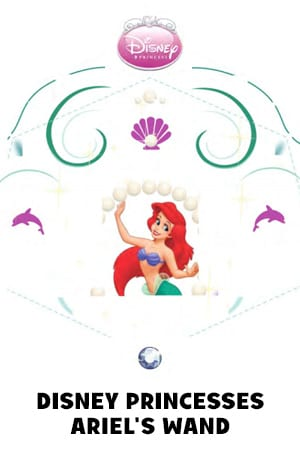 Ariel's Wand (For Grown Ups)
