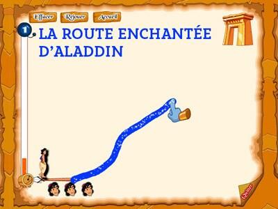 Jasmine - La route enchantée d'Aladdin