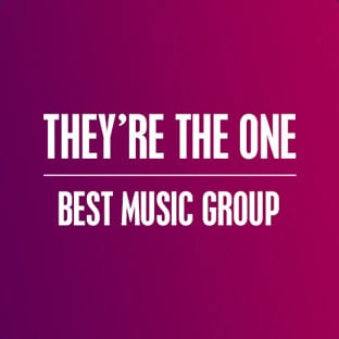 RDMA 2015 Nominees - They're the One - Category