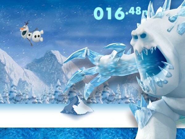 Throw Olaf