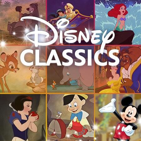 Κλασικά της Disney