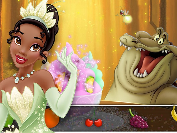 Play Tiana's Treat Toppings