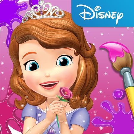 Sofia the First: Colour & Play