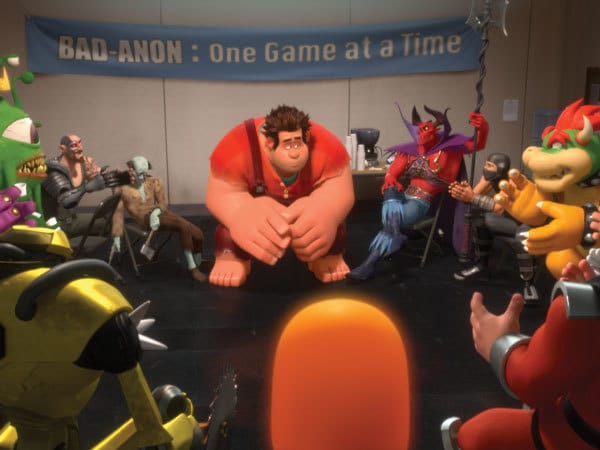 Wreck It Ralph Official Site Disney Movies