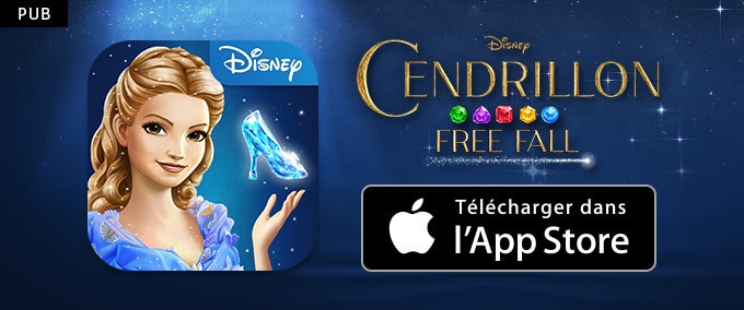 Cendrillon Free Fall