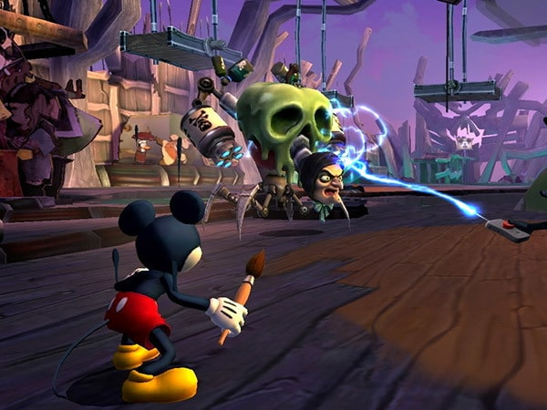 Epic Mickey 2 Wii Gallery