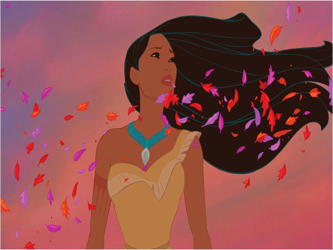 Pocahontas - La galerie