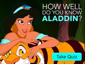 How Well Do You Know Aladdin?