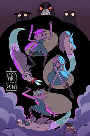 Party with a Pony