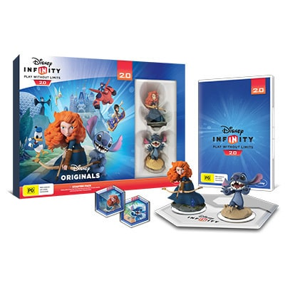Infinity 2.0: Toy Box Combo Pack