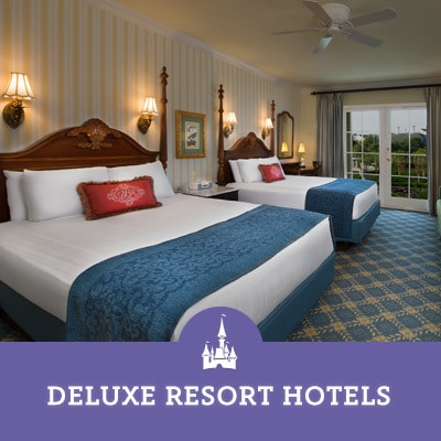 Deluxe Resort Hotels
