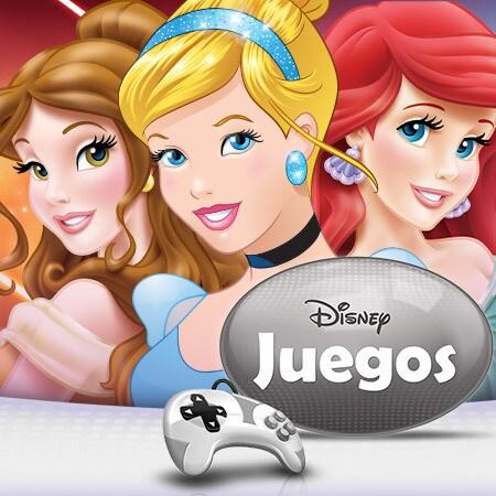Juega con las Princesas