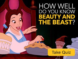 How Well Do You Know Beauty And The Beast?