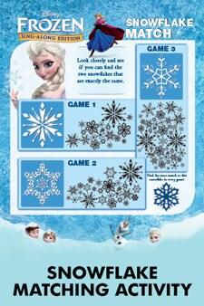 Snowflake Match