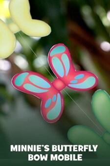 Bow-Tique - สร้างโมบายผีเสื้อ