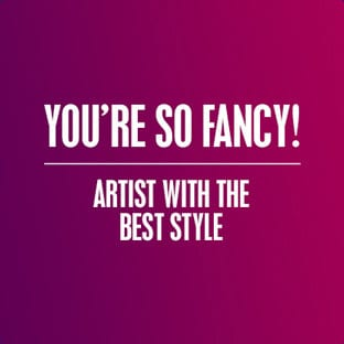 RDMA 2015 Nominees - You're so Fancy - Category