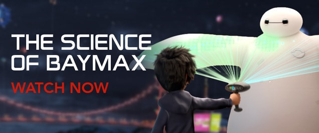 The Science of Baymax