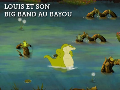 Tiana - Louis et son Big Band au Bayou