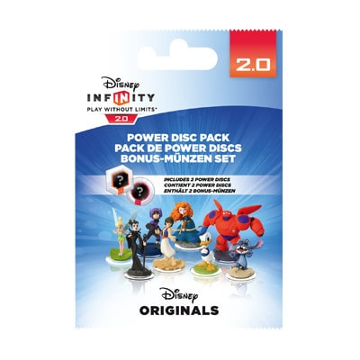 Infinity 2.0 Disney Originals Power Disc Pack