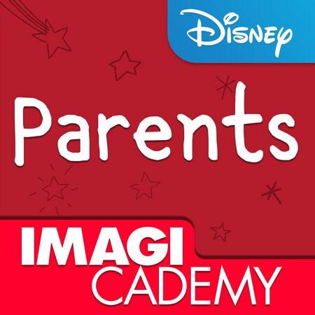 Disney Imagicademy: Parents