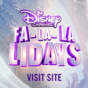 Stream - Disney Holiday - Fa-La-La Lidays