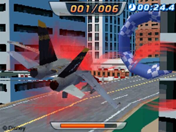 Planes Nintendo DS Gallery