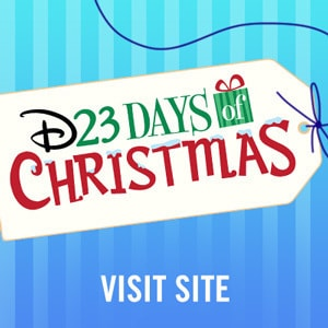 Stream - Disney Holiday - D23 Days of Christmas