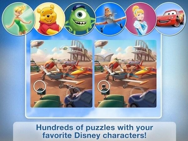 Disney Puzzle Packs Screenshots
