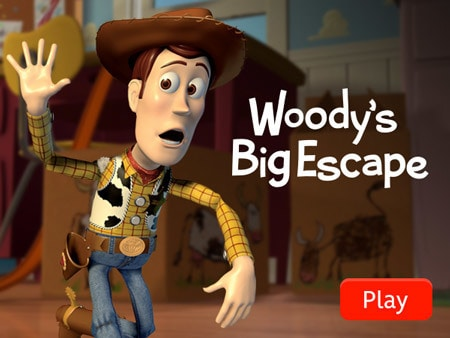 Woody s Big Escape 43132c49759