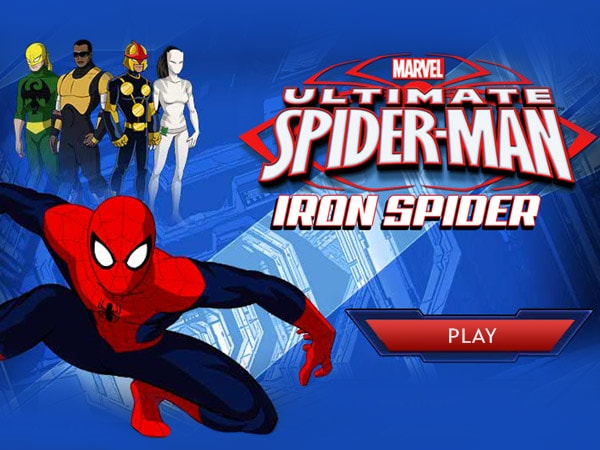 flash spiderman game free