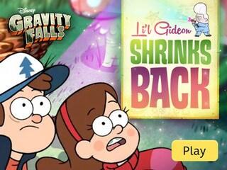 Gravity Falls Games | Disney LOL