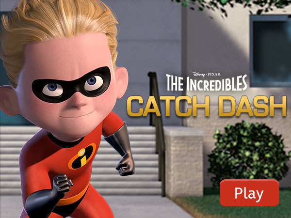 Toy Story 3 Day Care Dash : The incredibles thin ice disney australia games