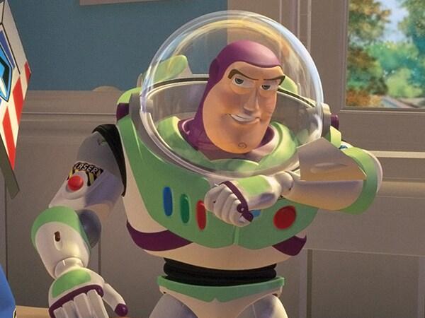 อัลบั้มภาพ Buzz Lightyear