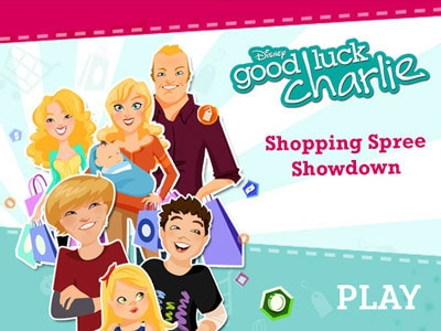 Good Luck Charlie: Shopping Spree Showdown