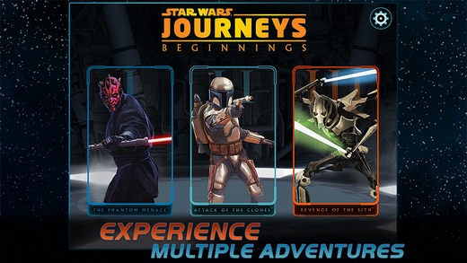 Star Wars Journey Gallery