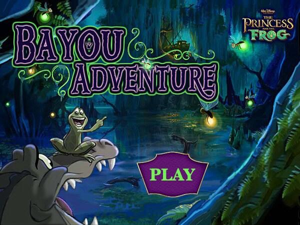 Bayou Adventure
