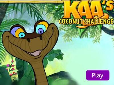 Kaa's Coconut Challenge